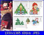 Delizia punto croce 10 - Tempo di Natale*-img591-jpg
