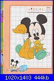 Disney a punto croce - Speciale baby 2009 *-pagina-10-jpg