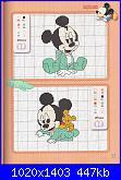 Disney a punto croce - Speciale baby 2009 *-pagina-11-jpg