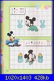 Disney a punto croce - Speciale baby 2009 *-pagina-12-jpg