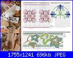 Delizia punto croce 14 - Bouquet e ghirlande *-img674-jpg