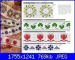 Delizia punto croce 14 - Bouquet e ghirlande *-img675-jpg