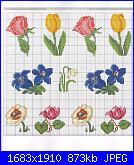 Delizia punto croce 14 - Bouquet e ghirlande *-img677-jpg