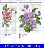 Delizia punto croce 14 - Bouquet e ghirlande *-img679-jpg