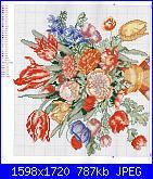 Delizia punto croce 14 - Bouquet e ghirlande *-img682-jpg