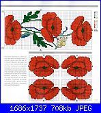 Delizia punto croce 14 - Bouquet e ghirlande *-img683-jpg
