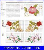 Delizia punto croce 14 - Bouquet e ghirlande *-img687-jpg