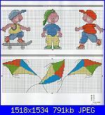 Delizia punto croce 16 - Il mondo dei piccoli *-img013-jpg
