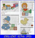 Delizia punto croce 16 - Il mondo dei piccoli *-img015-jpg