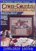 Cross Country Stitching - Aprile 1992 *-copertina-jpg