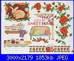 Mani di Fata I motivi più belli a punto croce 28 - Home Sweet Home *-21-jpg
