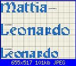Gli schemi di Lidiatara1-mattia-e-leonardo_buckingham-10-9-jpg