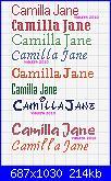 Gli schemi di violeta-camilla-jane-jpg