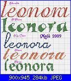 Gli schemi di Malù-leonora-1-jpg