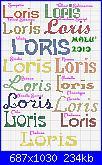 Gli schemi di Malù-loris-jpg