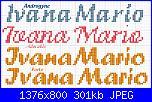 Gli schemi di Dolce-ivana-mario-jpg