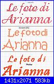 Gli schemi di Dolce-foto-di-arianna2-jpg