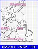 schemi di MAMMAELE-didle-pasqua-ele-jpg