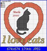 Gli schemi di Malù-i-love-cats-jpg