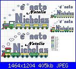 Gli schemi di Natalia...-%C3%A8-nato-nicholas-trenino-jpg