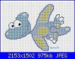 Gli schemi di Nathy74-pterodattilo-jpg