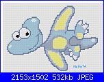 Gli schemi di Nathy74-pterodattilo1-jpg