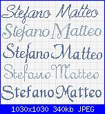 Gli schemi di Malù-stefano-matteo-arizona-db-bahia-script-calligraphy-flf-gesselr-merced-jpg