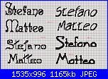 Gli schemi di maria27-matteo-stefano-jpg