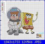 gli schemi di tata80-spongebool-jpg
