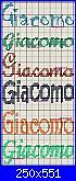 Gli schemi di Alessandra P.-giacomo-60x20-jpg