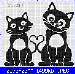Gli schemi di Baby1264-gattini_innamorati_finito-jpg