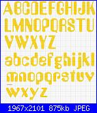 Gli schemi di sharon - 1-font-yellow-jpg