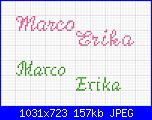 Gli schemi di sharon - 1-marco-erika-jpg