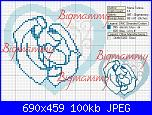 Gli Schemi di Bigmammy-sacra-famiglia-cuore-monocolore-jpg