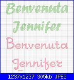 Gli schemi di sharon - 1-benv-jennifer-jpg