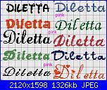 Gli schemi di Pink-dilettaschemanome-jpg