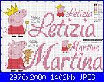 Gli schemi di Natalia - II-letizia-martina-peppa-pig-jpg
