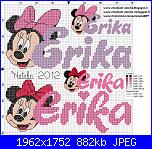 Gli schemi di Natalia - II-erika-minnie-jpg