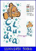 Gli schemi di Guapa86 ^_^-nome-claudia-e-nemo-jpg