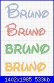 Gli schemi di sharon - 1-bruno-jpg