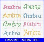 Gli schemi di sharon - 1-ambra-jpg
