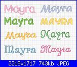 Gli schemi di sharon - 1-mayra-jpg