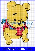 Gli Schemi di Bigmammy-baby-pooh-mela-2-png