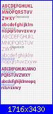 Gli Schemi di Bigmammy-alfabeto-kozuka-gothic-png