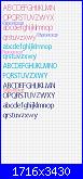 Gli Schemi di Bigmammy-alfabeto-kozuka-gothic2-png