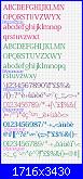 Gli Schemi di Bigmammy-alfabeto-kozuka-mincho2-png