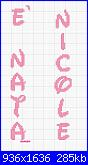 Gli schemi di sharon - 1-nata-nicole-jpg