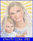schema madonna bionda con bambino-maria-bionda-jpg