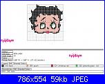 gli schemi di patatina88-betty-boop-viso-jpg
