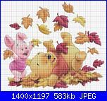 gli schemi di Olga^-^-pimpi-e-pooh-autunno-jpg